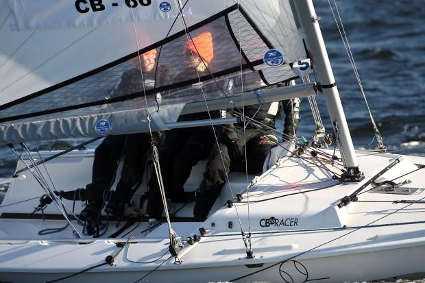 CB66-gänget med Carl P Sylvan kom tvåa i finalen